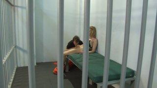 Streaming porn video still #2 from Trans Prison