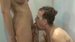 Streaming porn video still #4 from Trans Prison