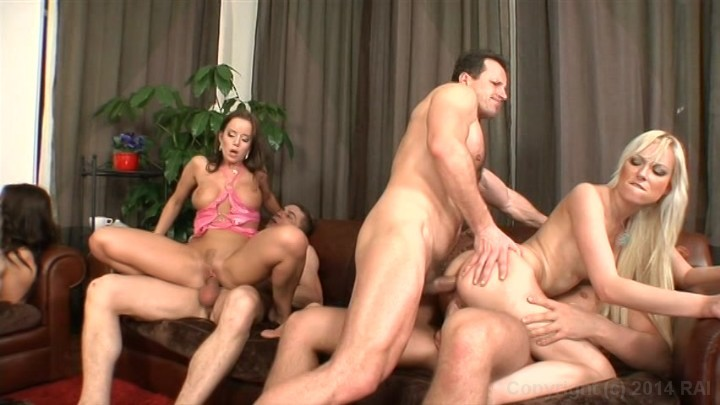 orgy Bachelor party