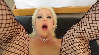 Streaming porn video still #6 from Holly Hanna's Ass Fucked Open
