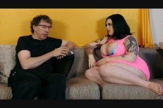 Streaming porn video still #1 from Daddy Likes 'Em Fatty 3