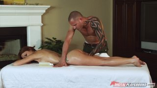 Streaming porn video still #2 from Best of Masseuse, The