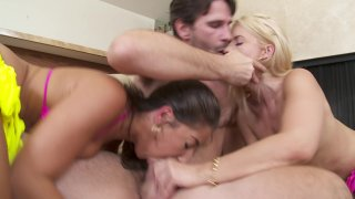 Streaming porn video still #2 from Cum Exchange Vol. 2, The