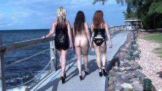 Streaming porn video still #9 from Fetish Island 2