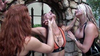 Streaming porn video still #6 from Fetish Island 2