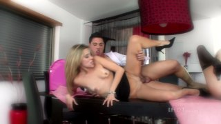 Streaming porn video still #6 from Erica Fontes, The Sex Machine