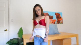 Streaming porn video still #1 from Tiny Petite Treats