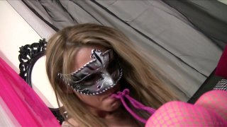 Streaming porn video still #1 from Masquerade