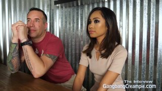 Streaming porn video still #2 from Gangbang Creampie Petite Asians Edition