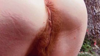 Streaming porn video still #6 from ATK Outdoor Hairy Nudism #2