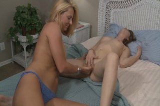 Streaming porn video still #7 from Lesbian Seductions Older/Younger Vol. 34