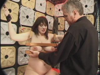 Streaming porn scene video image #8 from Pregnant Whore Gets Dominated