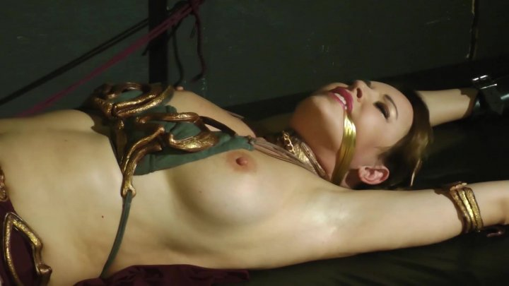 The Perils Of Slave Leia Adult Dvd
