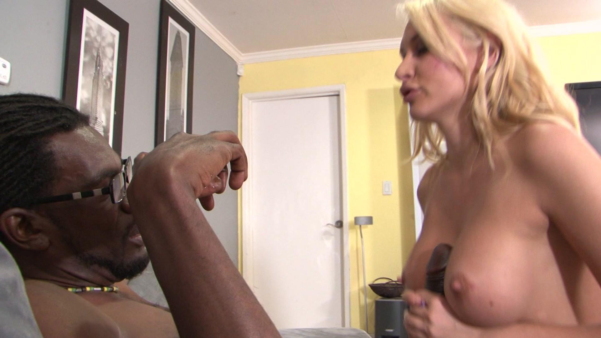 Video cougar interracial sex real