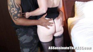 Streaming porn video still #2 from Fuckin' Sluts & Hotwives on Halloween