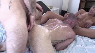 Streaming porn video still #8 from Coming Out Bi 4
