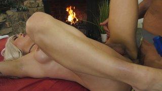 Streaming porn video still #6 from Trans Massage