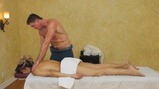 Streaming porn video still #1 from Trans Massage