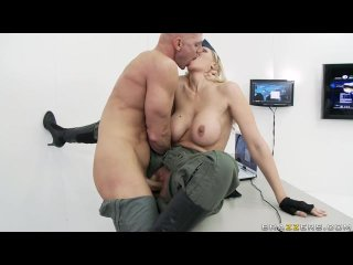 Streaming porn video still #9 from Big Tits In Uniform 5