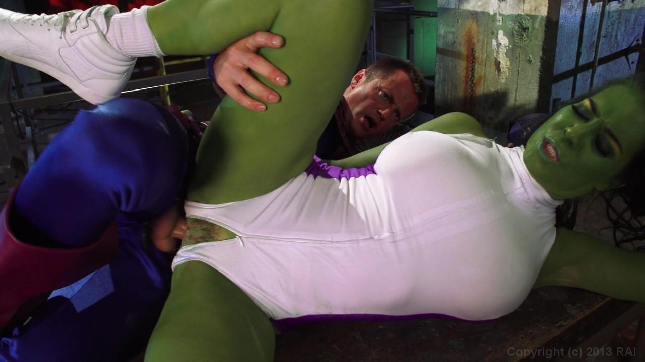 Xxx she hulk