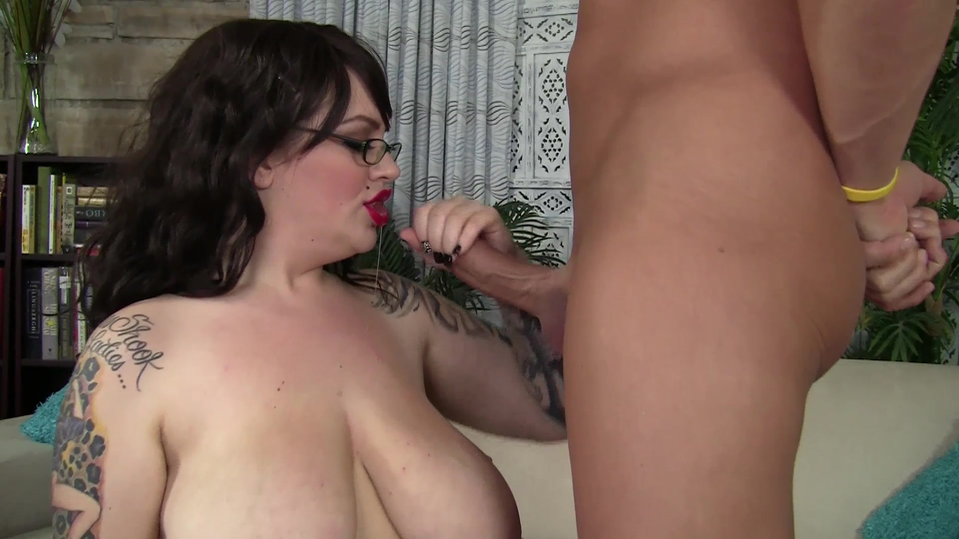 Cock and balls video