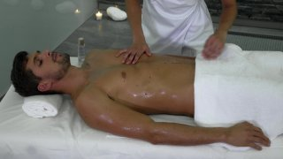 Streaming porn video still #1 from Masseuses, The