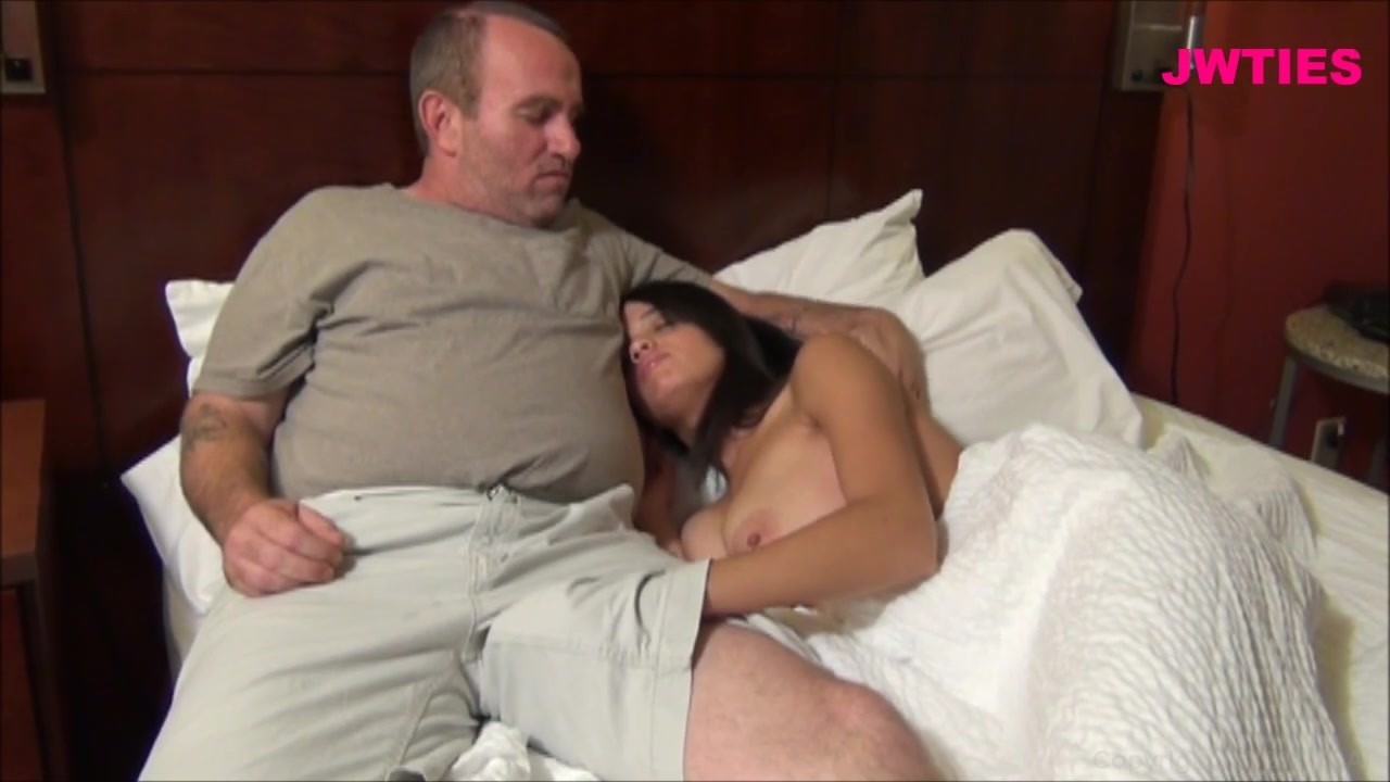Step dad fucking step daughter hairy pussy for breakfast 5