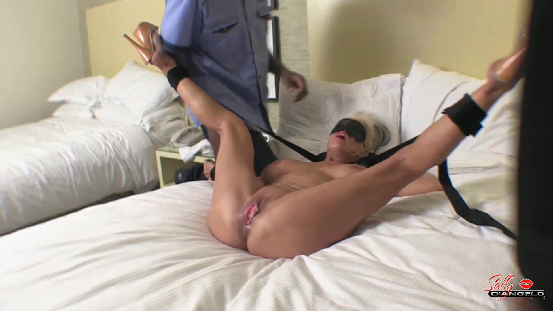 Husband tricks wife into bbc - 2 part 1