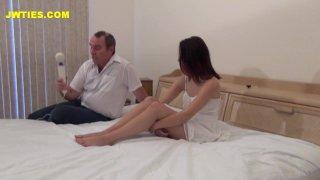 Streaming porn video still #3 from Deflower Me Daddy