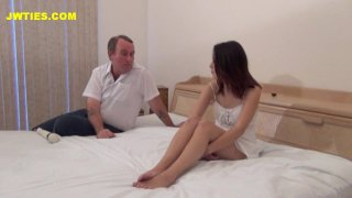Streaming porn video still #8 from Deflower Me Daddy