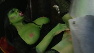 Streaming porn video still #7 from Not The Wizard Of Oz XXX