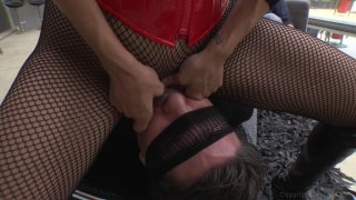 Streaming porn video still #3 from Rocco's Perfect Slaves #4: American Edition