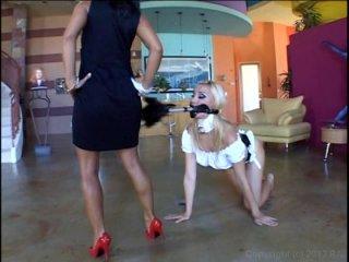 Streaming porn video still #1 from Annette Schwarz is Slutwoman