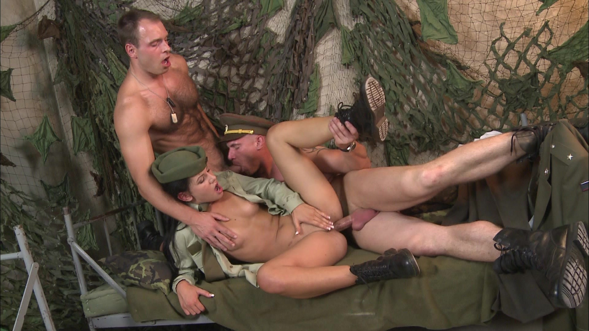 Cardellini totally military sex video from iraq others for