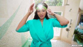 Streaming porn video still #1 from Ebony Sex Tapes Vol. 4