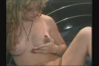 Streaming porn scene video image #1 from Horny guy fucking a blonde lactating babe