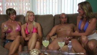 Streaming porn video still #7 from Hot MILF Handjobs #3
