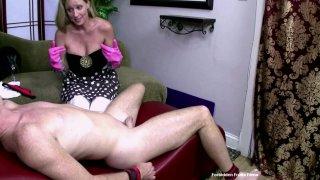 Streaming porn video still #2 from Hot MILF Handjobs #3