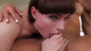 Streaming porn video still #2 from Hot For Transsexuals 5