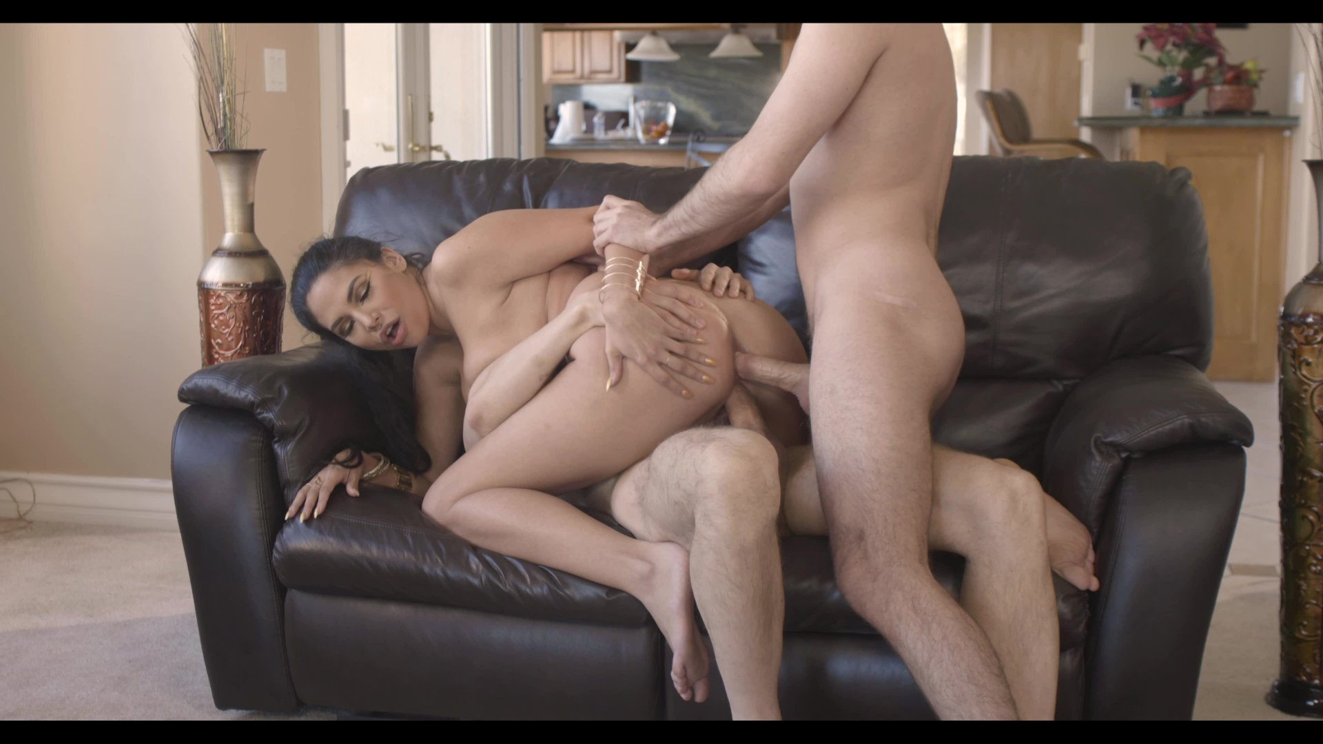 Missy Martinez's 1st and Only DP Exclusive 4K HD streaming porn video scene.