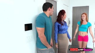 Streaming porn video still #7 from Moms Bang Teens Vol. 12