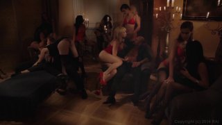 Streaming porn video still #1 from Orgy Anthology