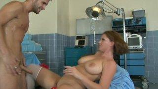 Streaming porn video still #6 from Big Breast Nurses 2