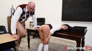 Streaming porn video still #5 from Stuffing The Student Vol. 2
