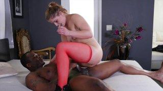 Streaming porn video still #4 from Interracial Affair 6