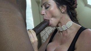 Streaming porn video still #1 from Interracial Affair 6