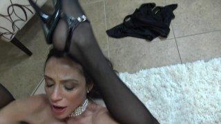 Streaming porn video still #5 from Interracial Affair 6