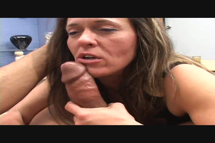 Hot brunette slut fucked