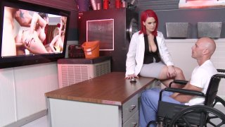 Streaming porn video still #2 from Let's Play Doctor