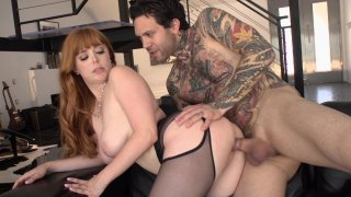 Streaming porn video still #19 from Axel Braun's Shades Of Red